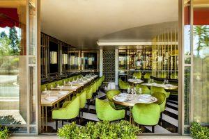 Song-QI   Riccardo Giraudi   Restaurant gastronomique chinois   Salle intérieure