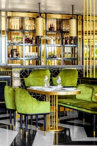 Song-QI | Riccardo Giraudi | Restaurant gastronomique chinois | Bar