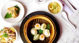 Song-QI   Riccardo Giraudi   Restaurant gastronomique chinois   Plat