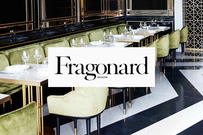 Song-QI | Riccardo Giraudi | Restaurant gastronomique chinois | Logo Fragonard