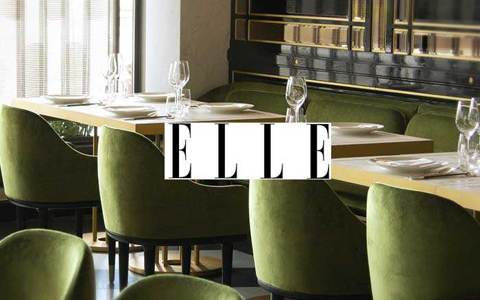 Song-QI | Riccardo Giraudi | Restaurant gastronomique chinois | Logo Elle
