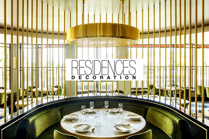 Song-QI | Riccardo Giraudi | Restaurant gastronomique chinois | Résidences décoration