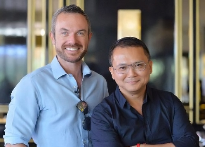 Song-QI | Riccardo Giraudi & Alan Yau | Restaurant gastronomique chinois |