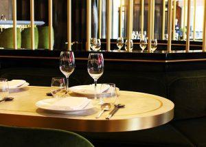 Song-QI | Riccardo Giraudi | Restaurant gastronomique chinois | Détails