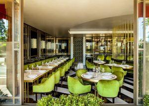 Song-QI | Riccardo Giraudi | Restaurant gastronomique chinois | Salle intérieure